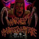 Warner Ranch and Pumpkin Farm Haunted Hayride logo